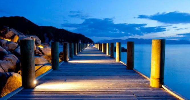 Boardwalk, An Lam Villas, Ninh Van Bay, Nha Trang