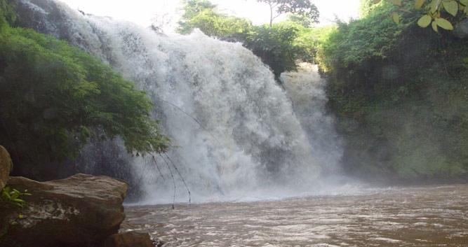 Waterfall, Ratanakiri province, Cambodia