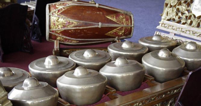 Musical instruments, Sarawak, Borneo