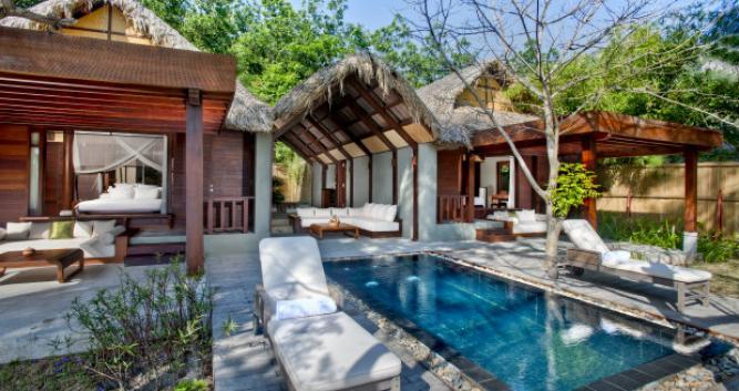 Two bedroom villa, An Lam Villas, Ninh Van Bay, Nha Trang