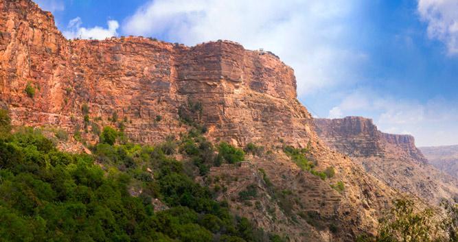 Asir National Park | Oasis Travel