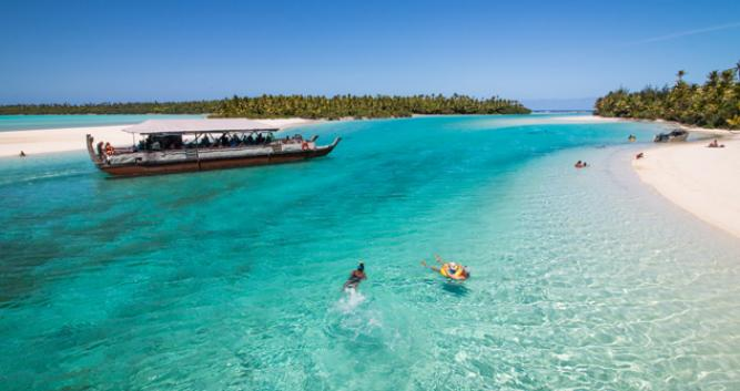 Photographer: Cook Islands Tourism Corporation
