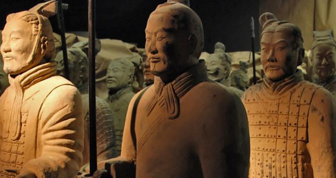 The Terracotta Warriors, Xian in Luxury China Travel