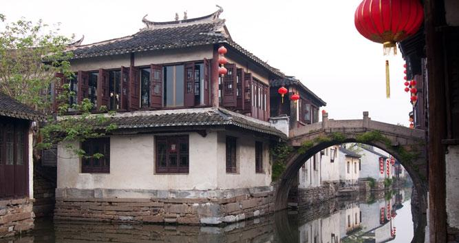 Water Village 2 near Suzhou in Luxury China Travel