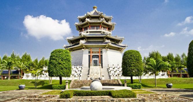 Three Kingdoms Park - Hiroshima - Luxury Japan Tours