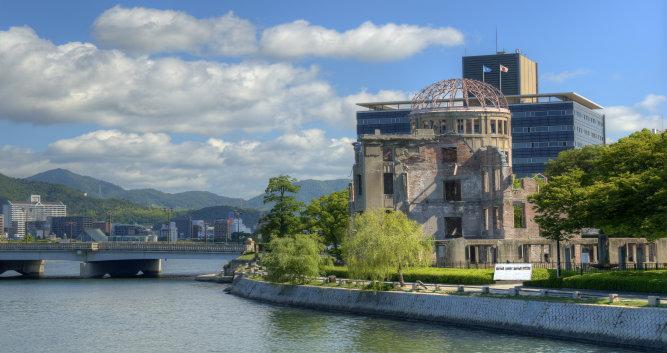 Atomic Dome - Hiroshima - Luxury Japan Tours