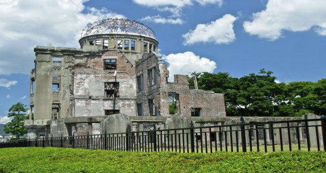 Atomic Dome2 - Hiroshima - Luxury Japan Tours