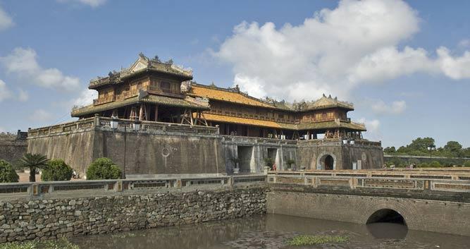The Forbidden Purple City, Hue, Vietnam