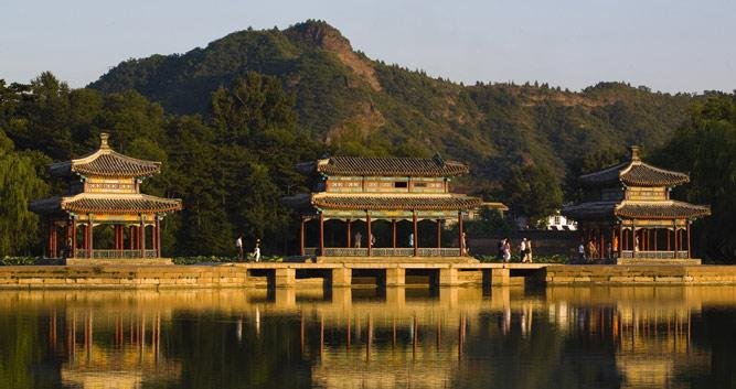 Imperial Summer Villa, Chengde in Luxury China Travel