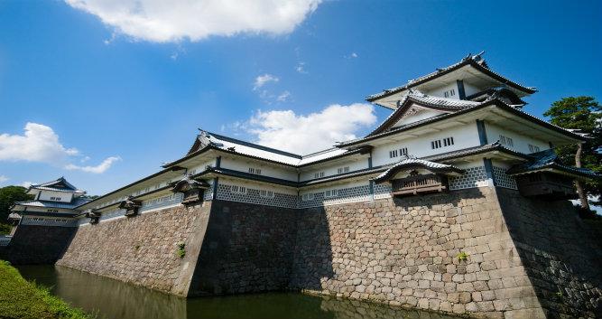 Kanazawa Castle - Japan