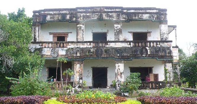 Queens villa, Kep, Cambodia
