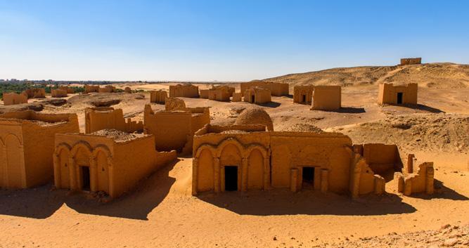 Kharga Oasis