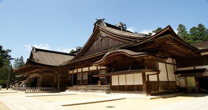 Pagoda in Koya San - Mount Koya - Luxury Japan Travel and Tours