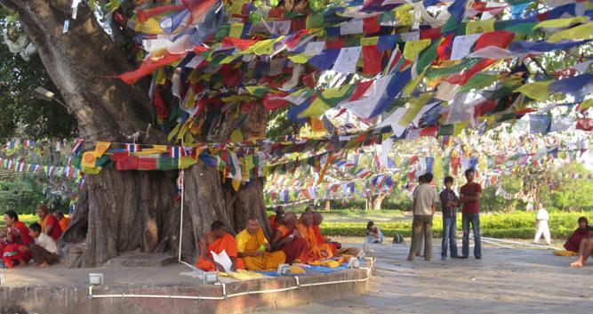 birth-place-of-Lord-Buddha-Lumbini - Luxury-Nepal-Holidays