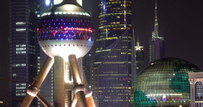 Puxi, Shanghai, China