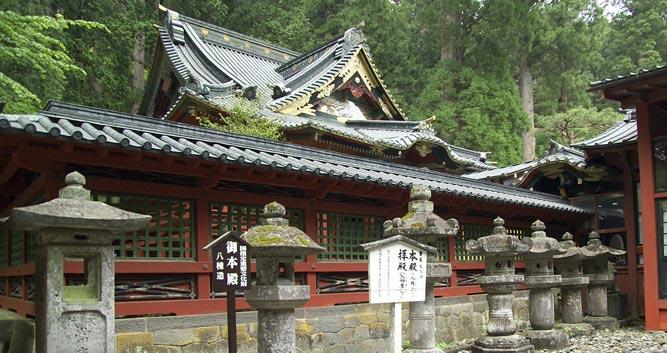 Futarasan_Honden - Luxury Japan Travel and Tours