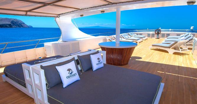 Odyssey deck space