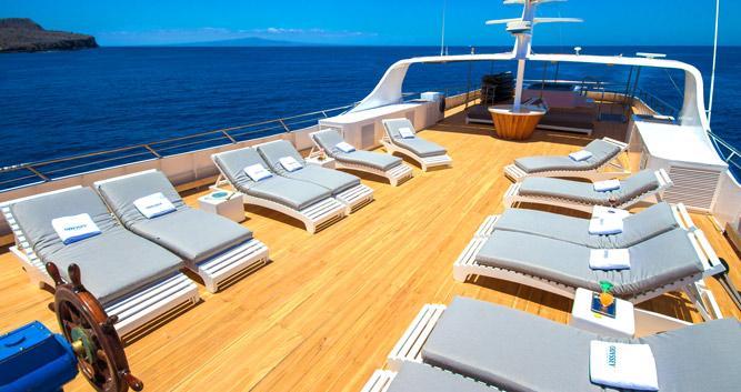Odyssey sun deck