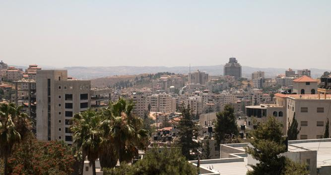 Ramallah and Al Bireh