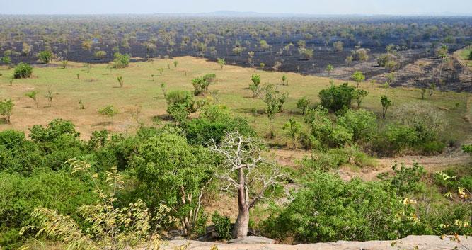 Shai Hills Nature Reserve