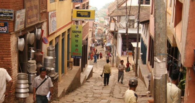 Street-Tansen-Luxury_Nepal_Holiday_Experts
