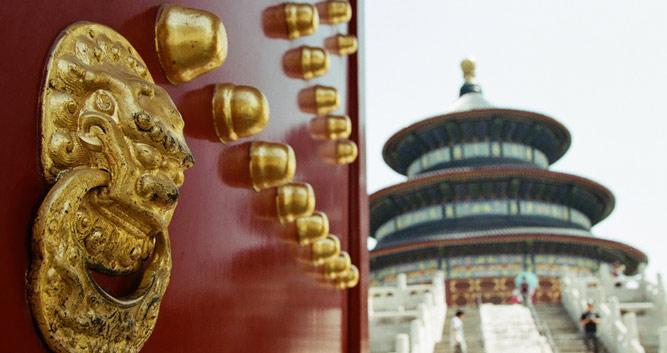 Temple of Heaven, Beijing, in Luxury China Travel