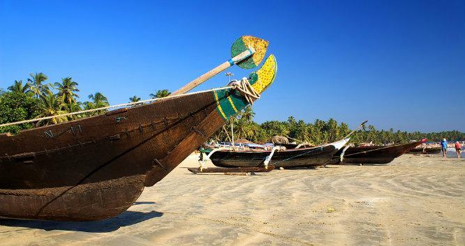 Palolem Beach - Gao - India