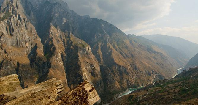 Leaping Tiger Gorge2, Yunnan, China
