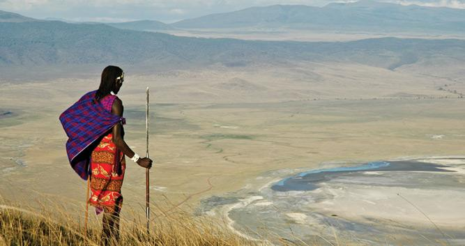The Ngorongoro Crater Oasis Travel