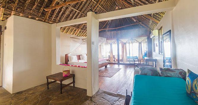 ... The Manta Resort ...
