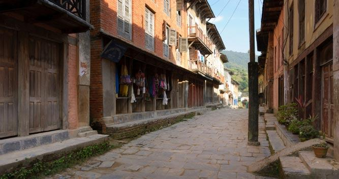 Bandipur Village - Luxury Nepal Holidays