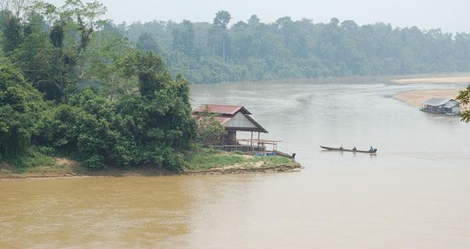 River view, Taman Negara Natonal Park