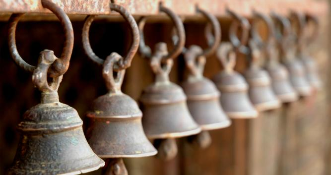 Temple Bells, Nepal