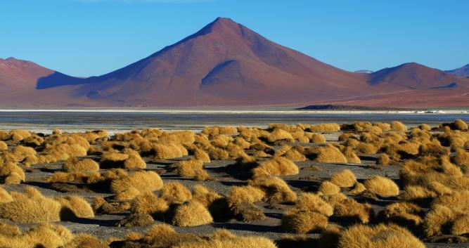 Eduardo Avaroa National Park, Bolivia, South America