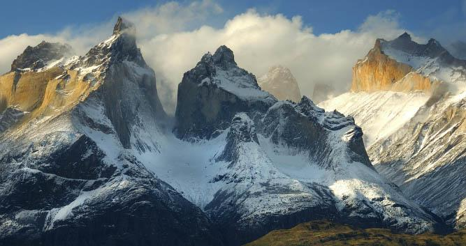 Torres del Paines, Chile, South America