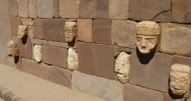 Tiwanaku, Bolivia, South America